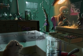 el laboratorio de Istar
