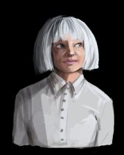 Sia retrato