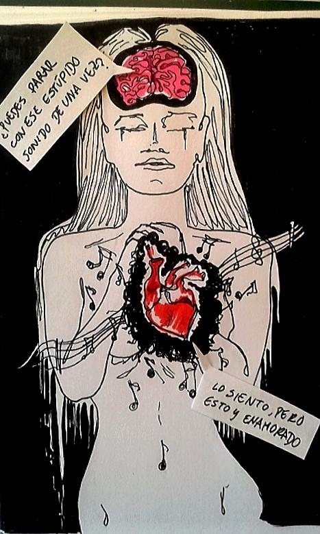 el amor es complejo